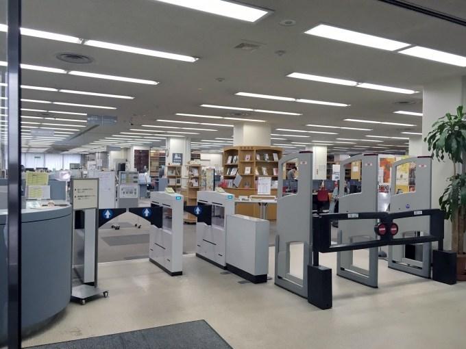 青学_青山キャンパス_図書館