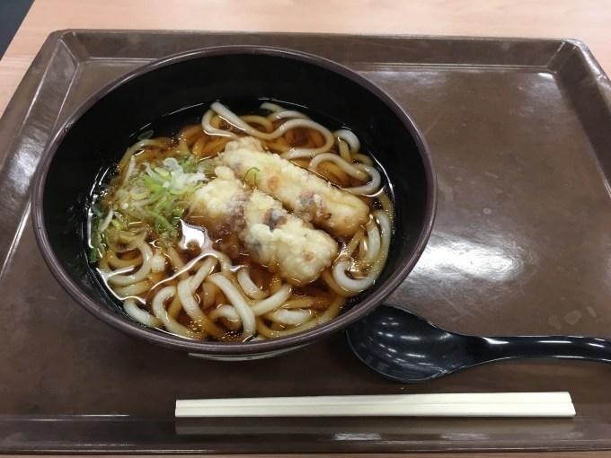 青学_青山キャンパス_うどん